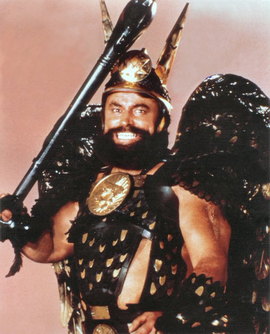 Happy Birthday Brian Blessed