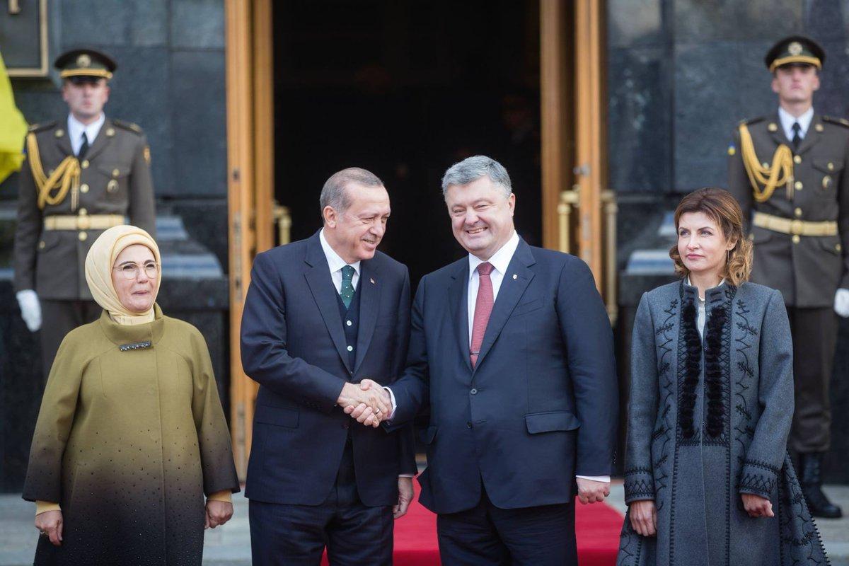 Между Украиной и Турцией подписан ряд соглашений о сотрудничестве - Цензор.НЕТ 5283
