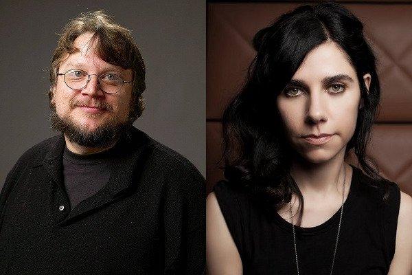 October 9: Happy Birthday Guillermo del Toro and PJHarvey