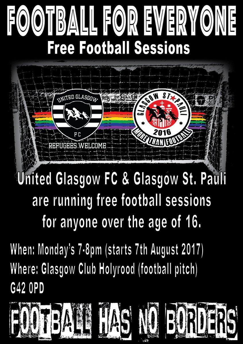 United Glasgow FC on Twitter:
