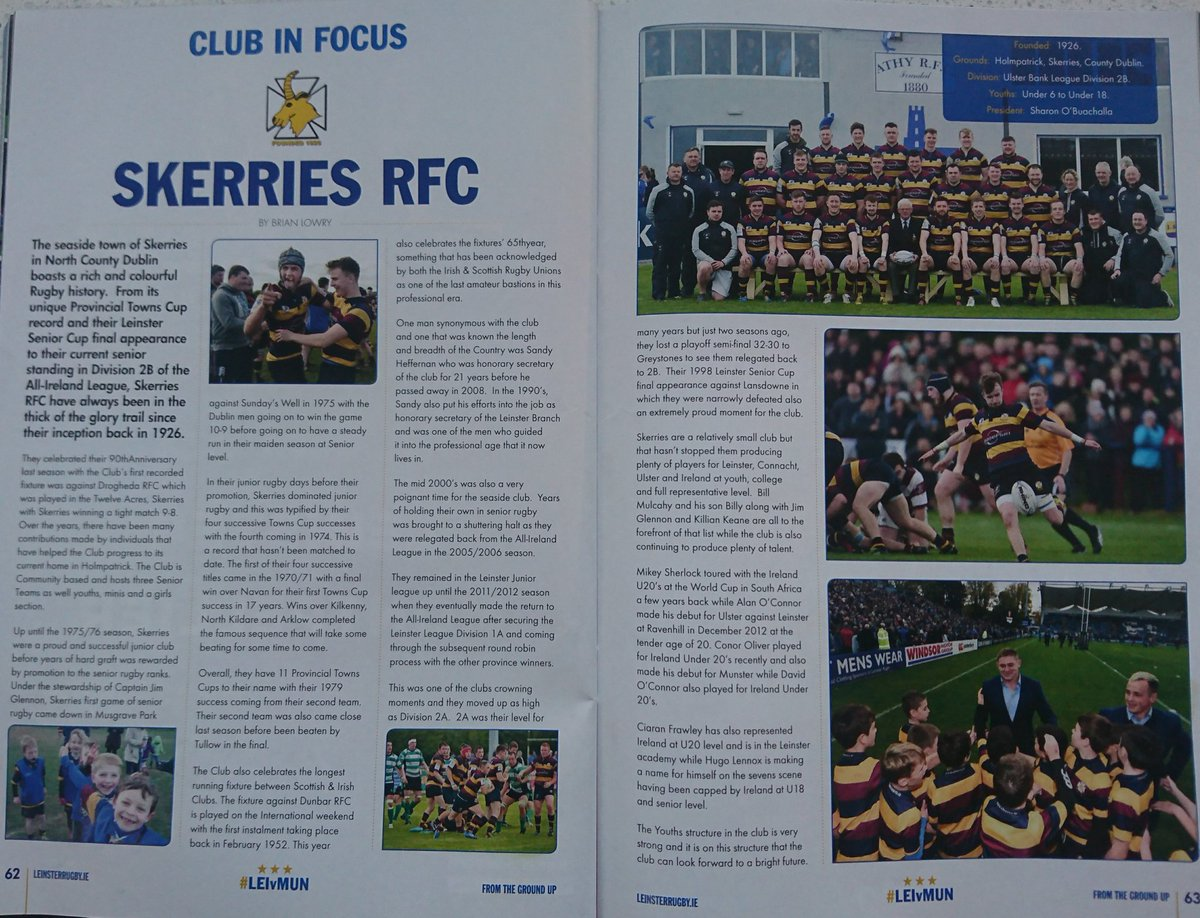 Codes of Conduct | Skerries RFC