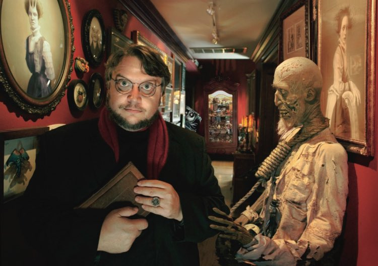 A very Happy Birthday to Guillermo del Toro!