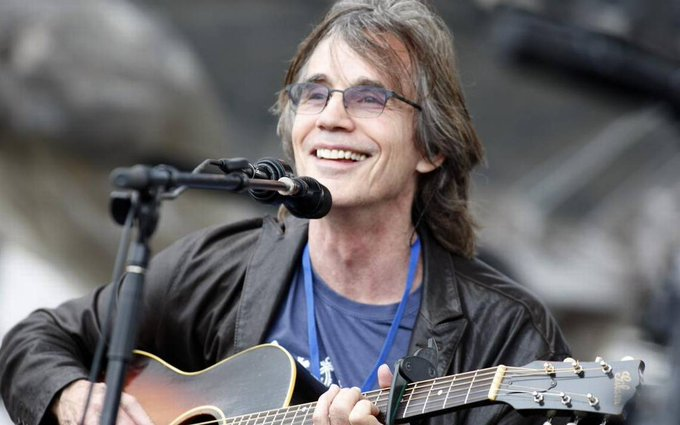 A Big BOSS Happy Birthday today to Jackson Browne from all of us here at The Boss!