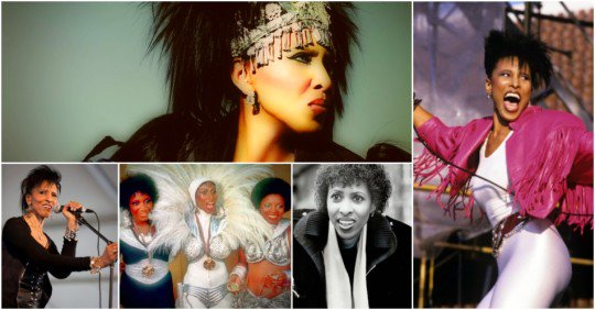 Happy Birthday to Nona Hendryx (born October 9, 1944)