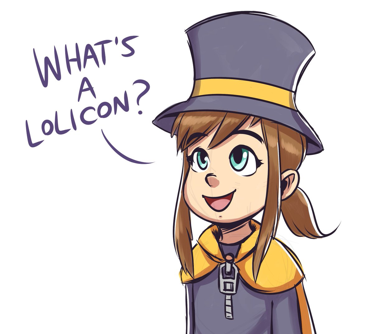 Hat kid a hat in time