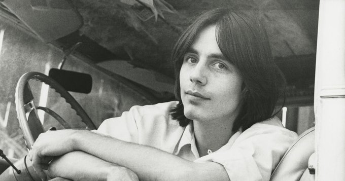 Happy birthday to Rock and Roll Hall of Famer, Jackson Browne!