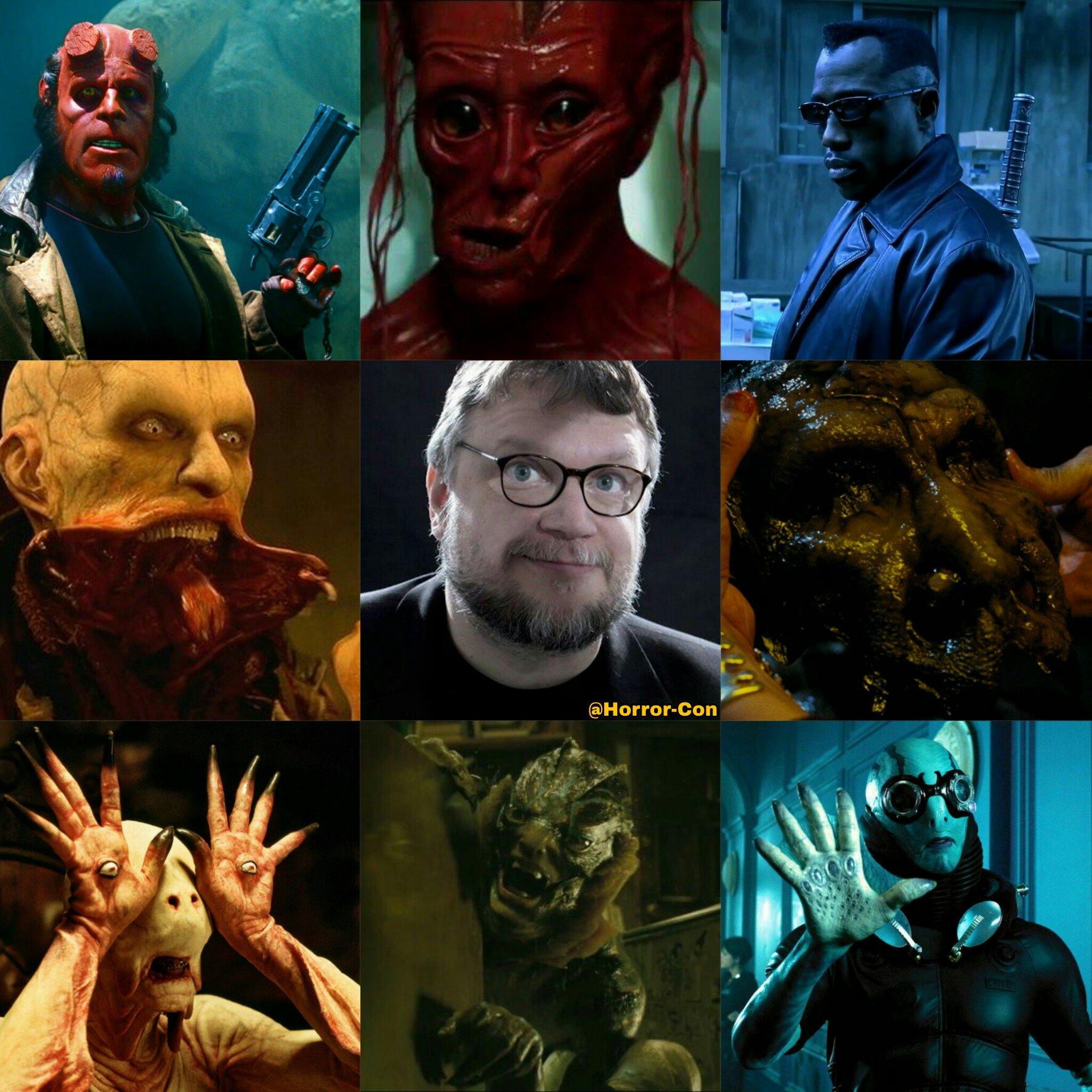 Happy 53rd Birthday to Guillermo del Toro!