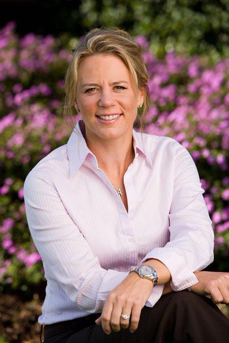 Happy Birthday Annika Sorenstam