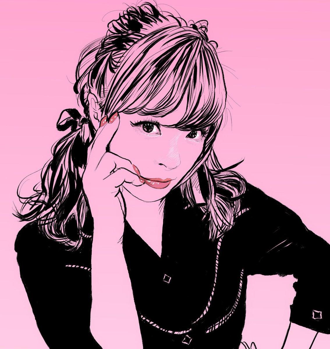 てらりん きゃりーぱみゅぱみゅさん Pamyurin 似顔絵 イラスト 歌手 きゃりーぱみゅぱみゅ きゃりー きゃっちゃん Caricature Illustration Portrait Drawing Singer Kyarypamyupamyu T Co Tnk2jzkltv