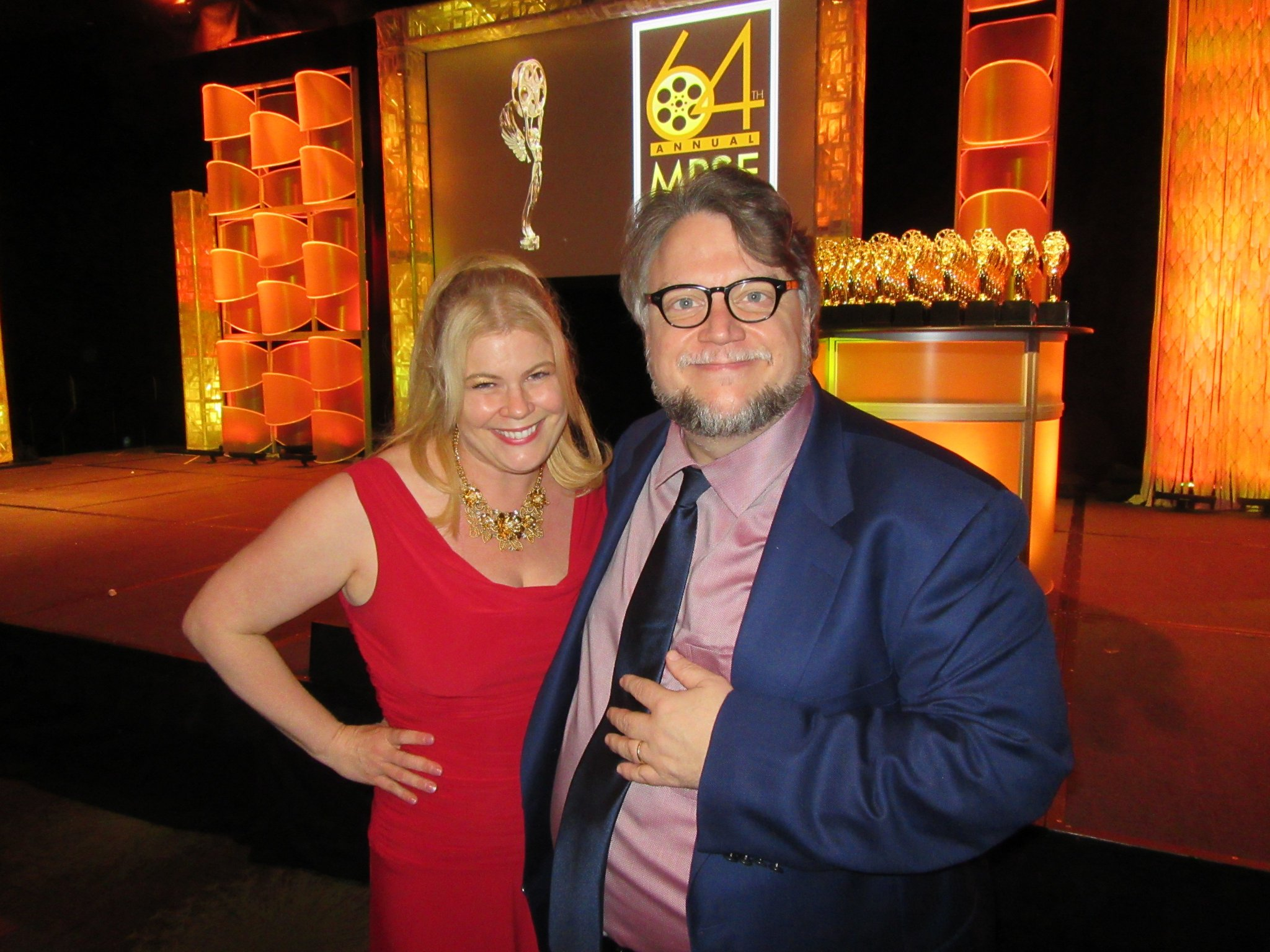 Happy Birthday to true entertainment creator and imaginative mastermind Guillermo del Toro!!