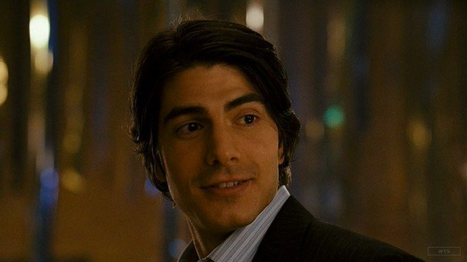 New happy birthday shot What movie is it? 5 min to answer! (5 points) [Brandon Routh, 38]