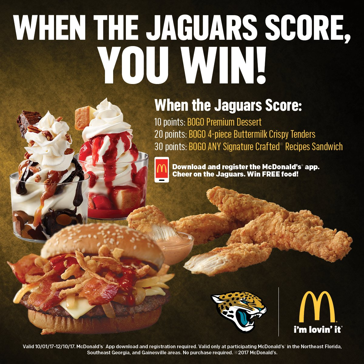 Mcdonalds jax on twitter we cant get over that jaguars win 855 am 9 oct 2017 forumfinder Image collections