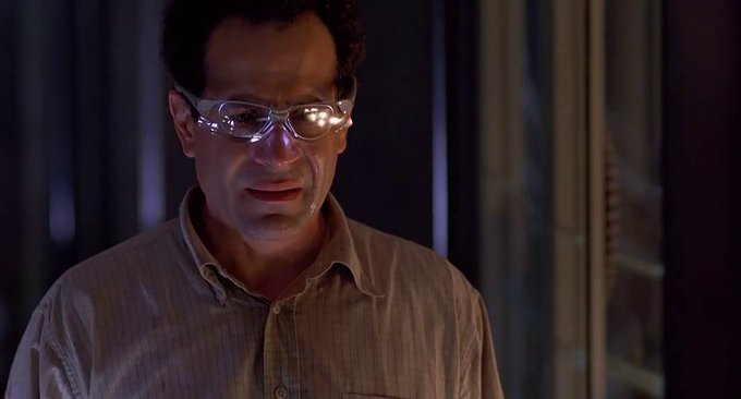 Wishing Tony Shalhoub (seen here in THI13EEN GHOSTS) a very Happy Birthday.