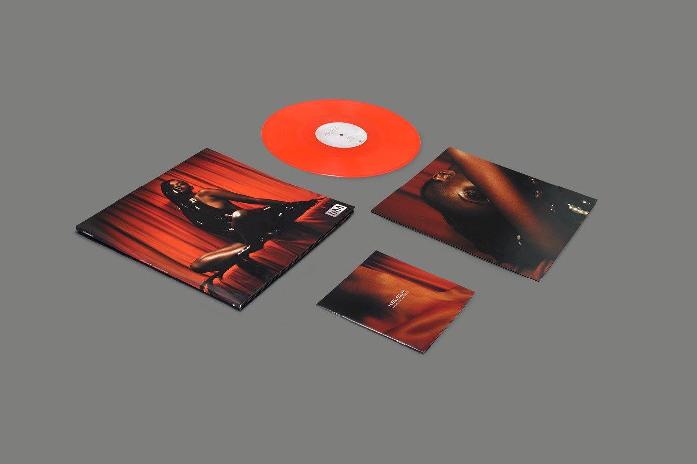 Kelela Take Me Apart Vinyl