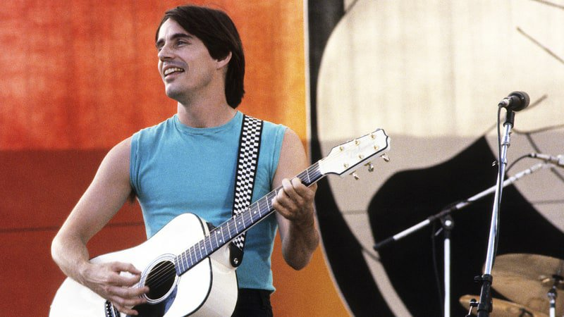 Happy birthday Jackson Browne! Look back at our 1983 cover story on the singer
