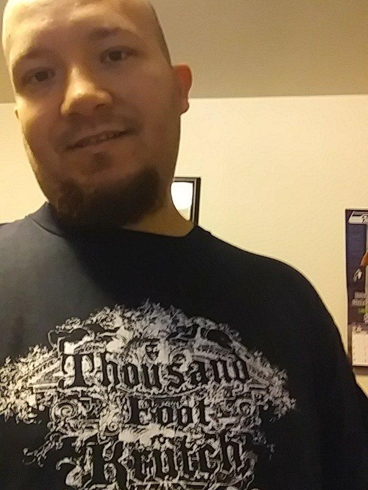 Wow I forgot I had this shirt. 🎶 Throw up your rawkfist 🎶 @OfficialTFK @TFKTrevor @TFKJoel