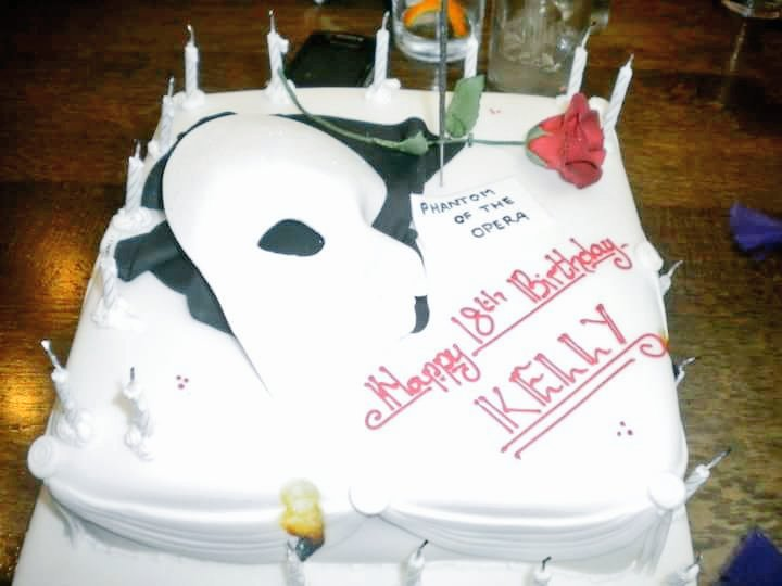 Kelly Mathieson On Twitter Happy 31st Birthday PhantomOpera A
