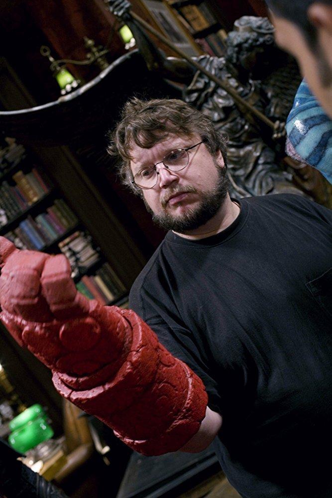 Happy 53th Birthday Guillermo Del Toro.