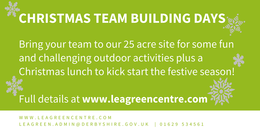 Lea Green Centre On Twitter You Can Now Book Our Christmas Team