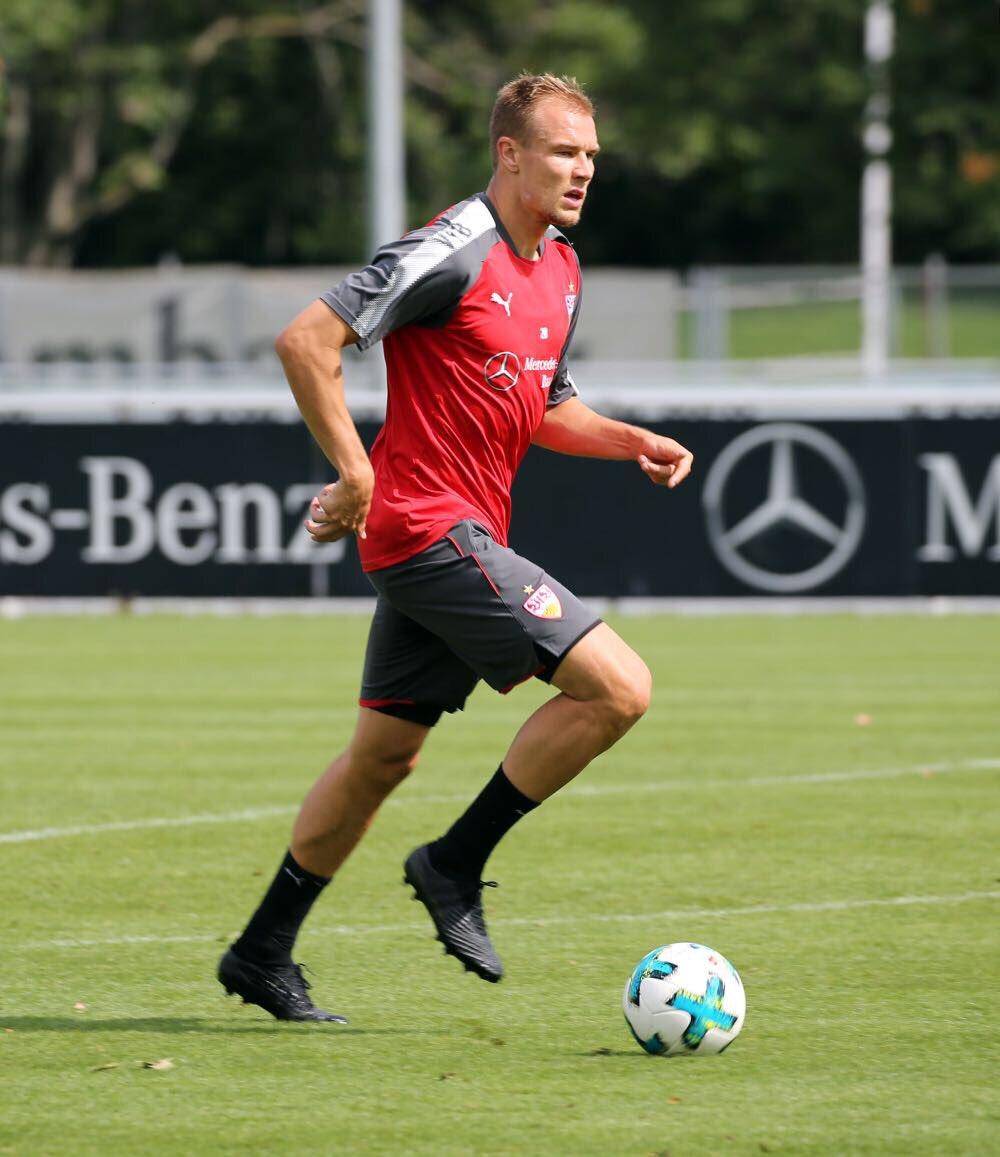 Speed on⚡️⚽️ #training @VfB https://t.co/XziR0XWcZD