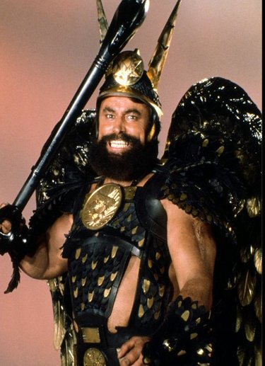 Brian Blessed... happy birthday! What a guy! Could listen to his stories for hours!