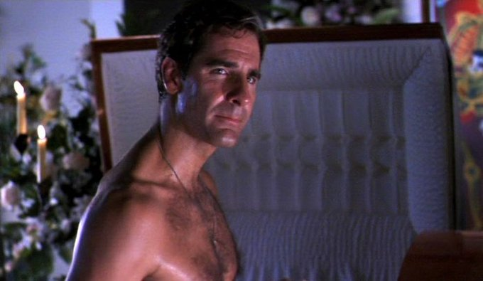 Wishing Scott Bakula (seen here in LORD OF ILLUSIONS) a very Happy Birthday!