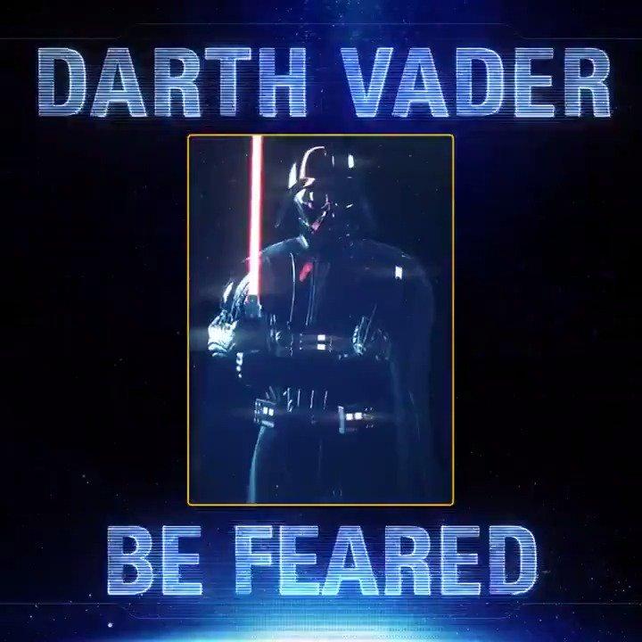 Darth Vader confirmed Star Wars Battlefront coming November