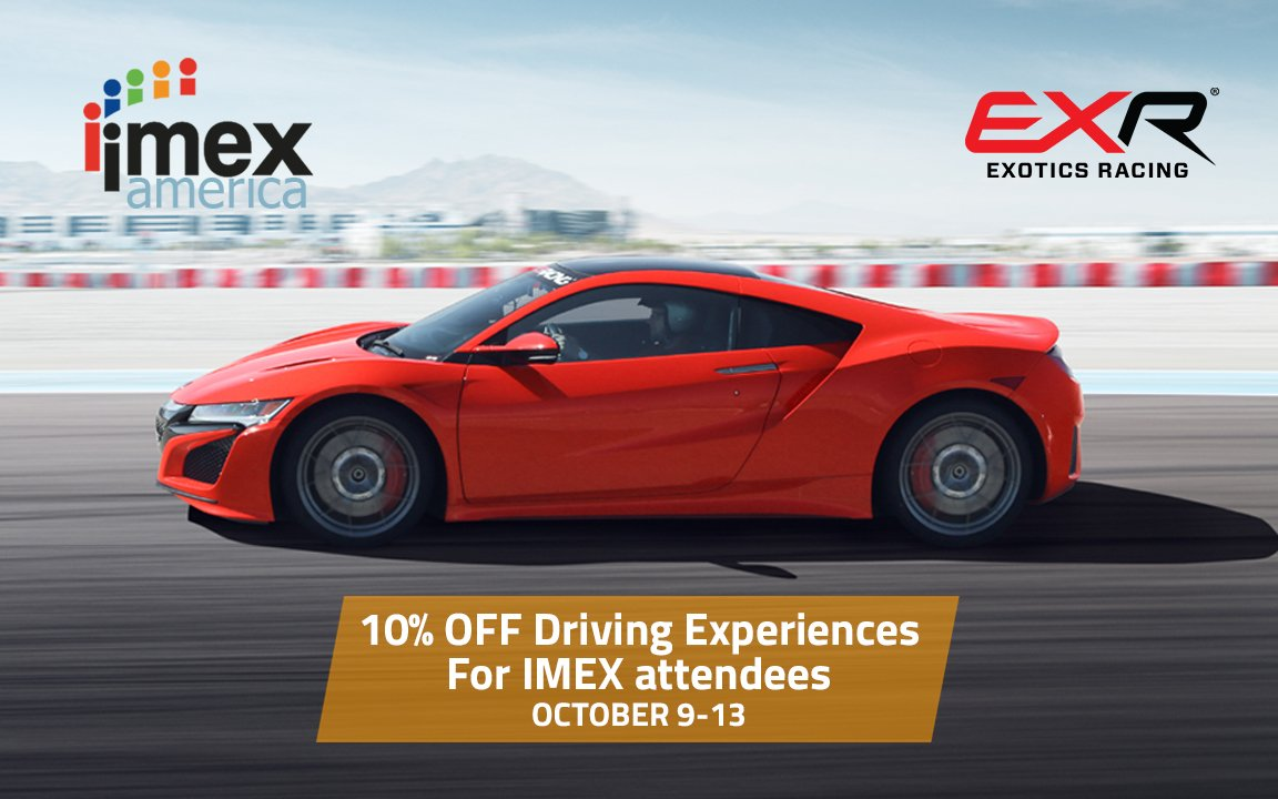 Exotics Racing On Twitter To All Imex Attendees We Have A Special