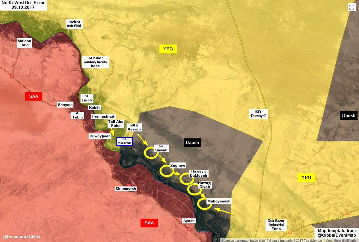 Syrian War: News #15 - Page 38 DLuCeTMXkAEgnGl