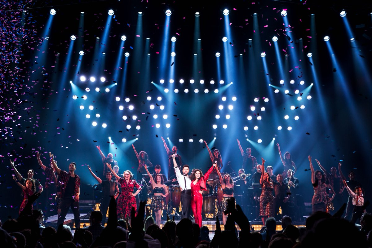 &quot;Let the music move your feet&quot; when you watch @OnYourFeetBway, playing now through Sunday!  http:// bit.ly/oyfmia  &nbsp;    #OnYourFeet <br>http://pic.twitter.com/EwAdSMMVI8