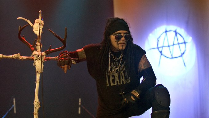Happy Birthday to the one and only Al Jourgensen of