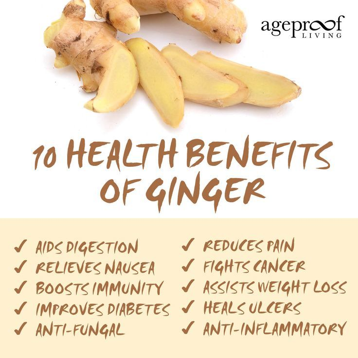 Health Benefits of Ginger https://t.co/W...