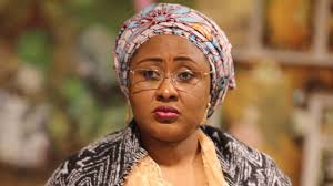 "Image result for Aisha Buhari: ""What 40-Year-Old Nnamdi Kanu, Still Living In His Dad's House, Did"""