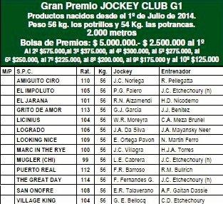 GRAN PREMIO JOCKEY CLUB (G1) 2017 DLugE2GW4AEre3d