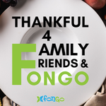 EARN FREE WORLD CREDITS! Mention people you're most thankful for along with your fongo phone number and we will give you $1 of World credits