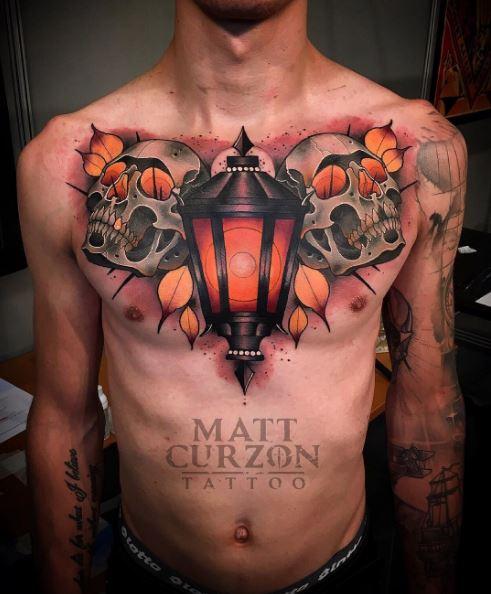 #inkoftheday by Matt Curzon Tattoo  #neotraditionaltattoo #skulltattoo #mattcurzon #melbournetattoo #australiatattoo #tattoodotcompic.twitter.com/yHPRXhuB6K