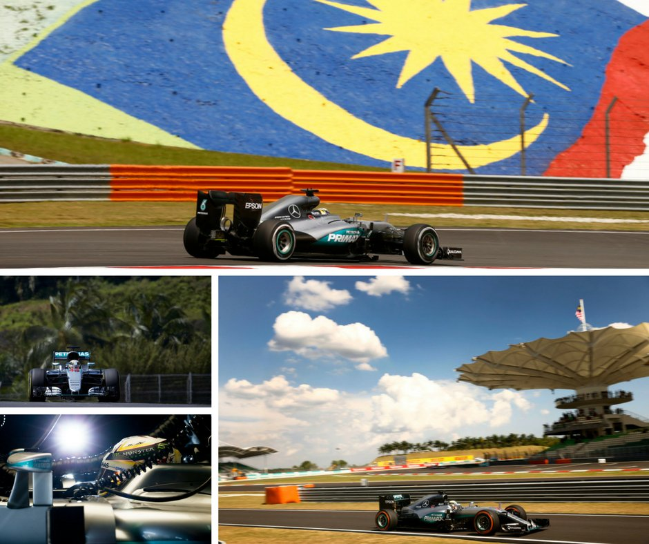 The @MercedesAMGF1 crew is having fun in #Malaysia! Let&#39;s take a look back on last year&#39;s #MalaysianGP to hold us over until this weekend! <br>http://pic.twitter.com/2XtTPAFHnf