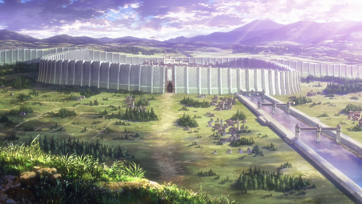 Attack On Titan Wiki On Twitter Beautiful Attack On Titan Season 2 Scenery Attackontitan Shingekinokyojin