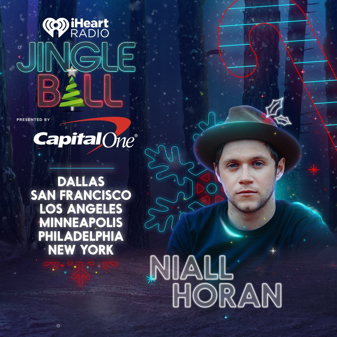 Looking forward to joining the #iHeartJingleBall tour again .  Pre-sale tickets available  https://t.co/tGof3FfgT8 https://t.co/vJXPYJmBER