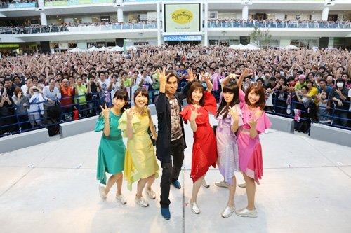 昨日ラゾーナ川崎プラザにて開催された「瞬間完全燃焼!『劇場版マクロスΔ』発表イベント」のレポートがm…