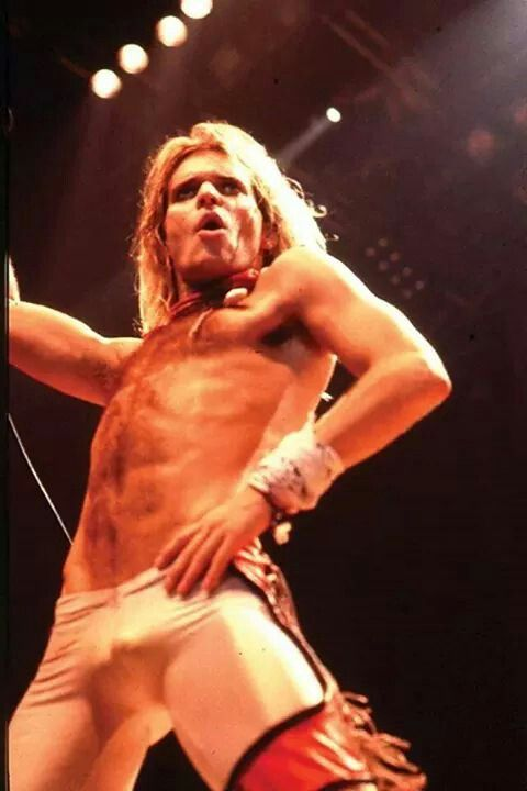 Happy birthday David Lee Roth  just a gigolo
