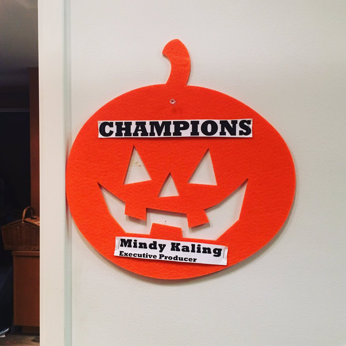 I dunno, this show seems too scary for primetime. #champions