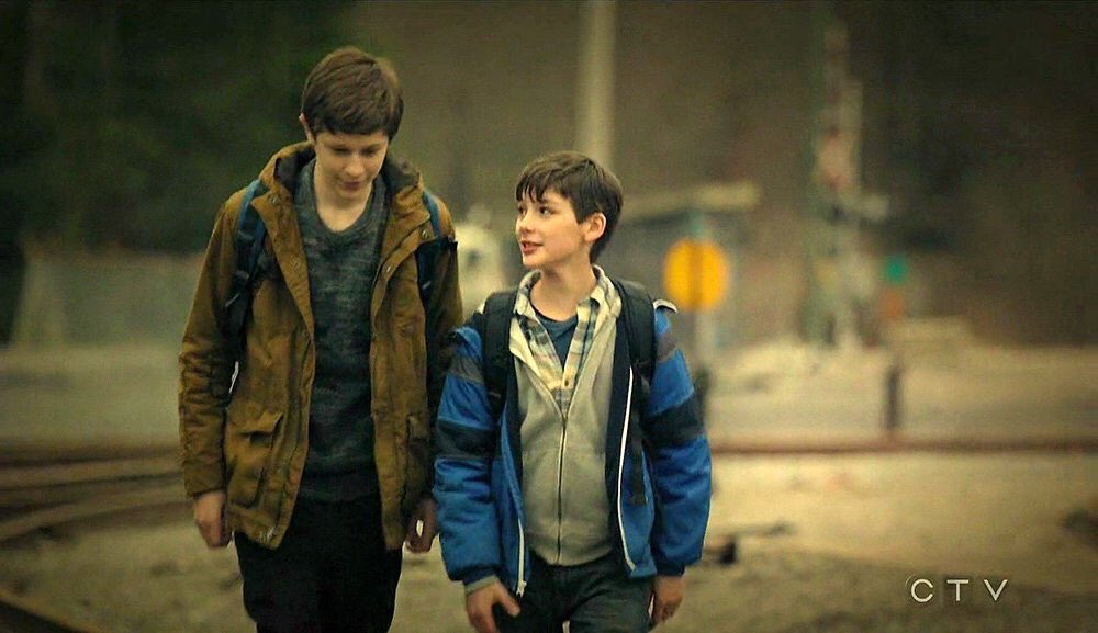 Image result for the good doctor young shaun and steve