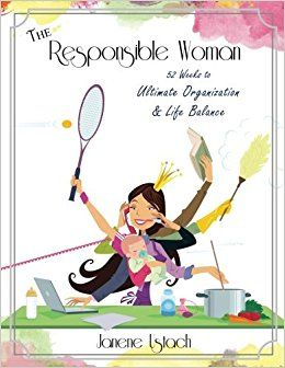 Do NOT hire a professional organizer, all you need is &quot;The Responsible Woman&quot; to get your life in order.  https:// buff.ly/2y9ncVs  &nbsp;   #Organize <br>http://pic.twitter.com/7llY6xIOVc