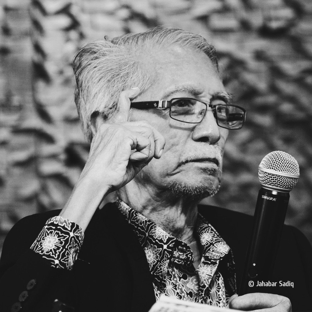The public intellectual and great scholar Kassim Ahmad has passed away. Alfatihah. https://t.co/JGUrrKlGYP