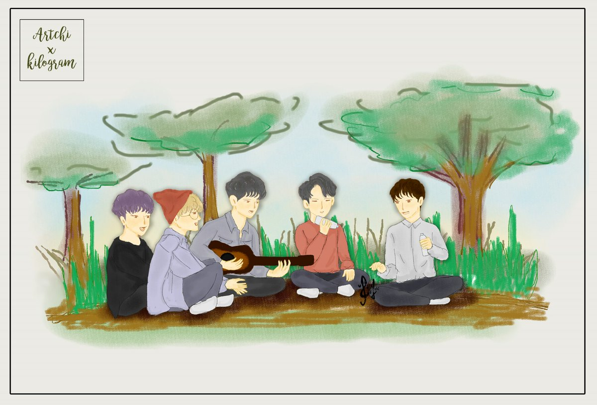 Old but Gold. #Day6 #Day6Fanart #Kpopfanart #Myday @day6official @Jae_Day6<br>http://pic.twitter.com/K6N3Lb9CmY
