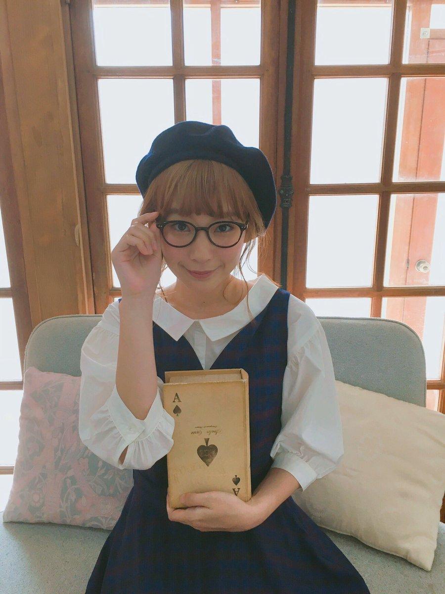 声優アニメディア11月号 @seiyu_animedia 本日発売です! 連載、かなこみゅっも第3回…