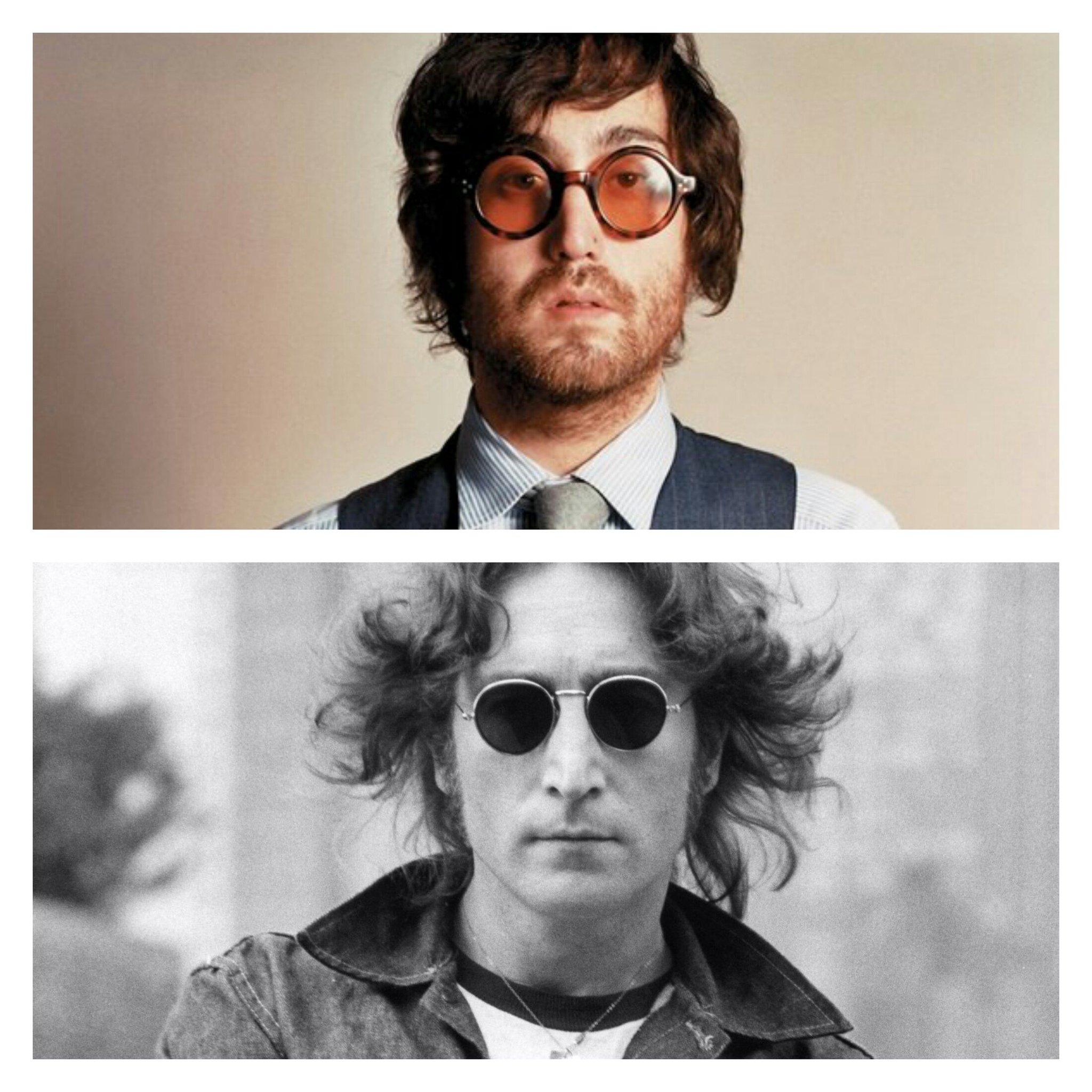 Happy Birthday, Sean Lennon, John Lennon, my beautiful