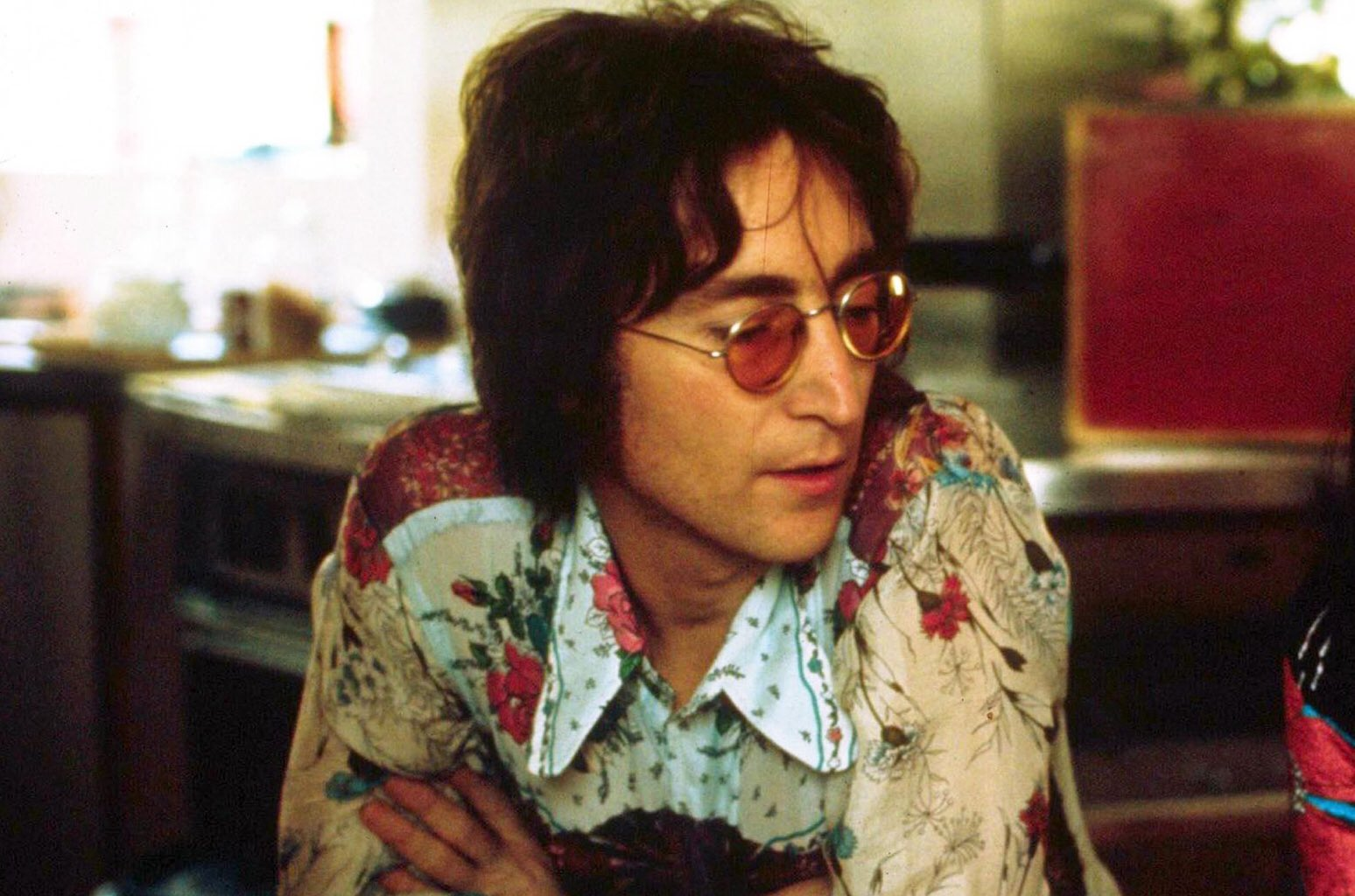 Happy birthday to the legend john lennon!