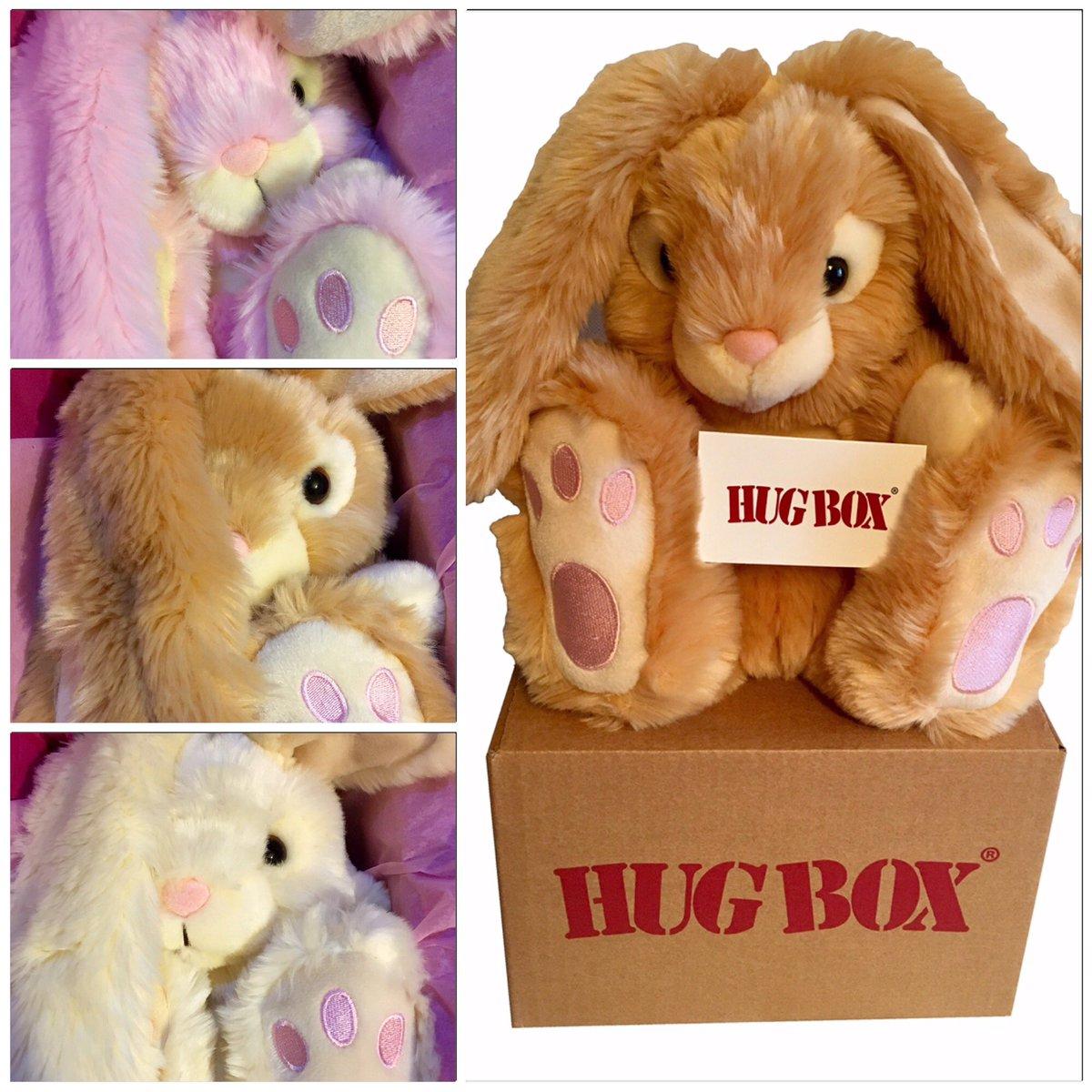 Huggable RABBIT HUG BOX  http://www. hugbox.co.uk/buy-a-hug-box/ http-www-hugbox-co-uk-buy-a-hug-box-personalised-gift-rabbit-hug-box-detail-html-detail.html &nbsp; …  #Personalised #Gift #Thanks #MissYou #ThinkingOfYou #Idea #Birthday #Exam #CheerUp #Smile <br>http://pic.twitter.com/FANMG59aQk